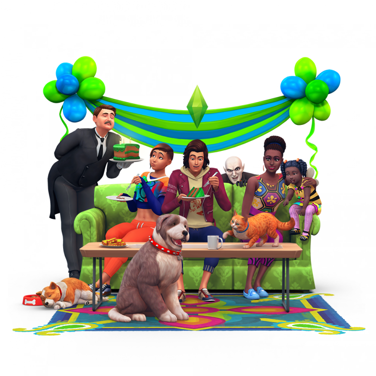 De Sims 4 bestaat drie jaar!