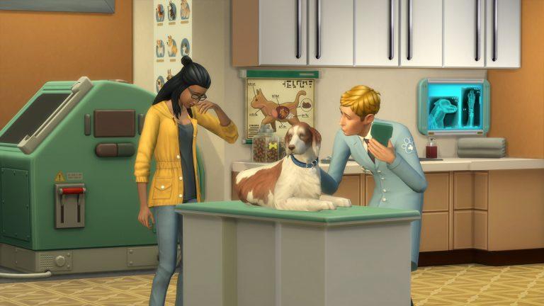 De Sims 4 Honden en Katten