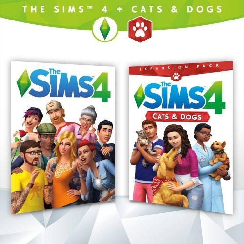 De Sims 4 Honden en Katten straks ook in bundel met basisspel