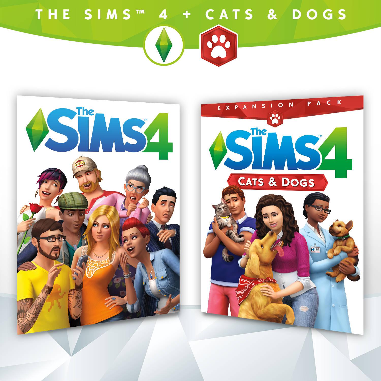 De Sims 4 Honden en Katten Bundel