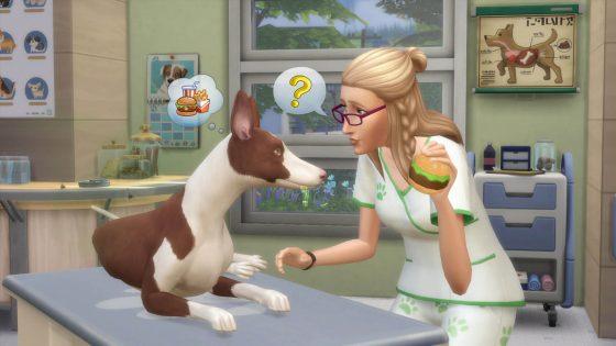 Vanavond De Sims 4 Honden en Katten live stream
