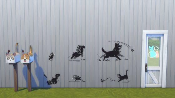 Decoratie van dierenartsvaardigheid