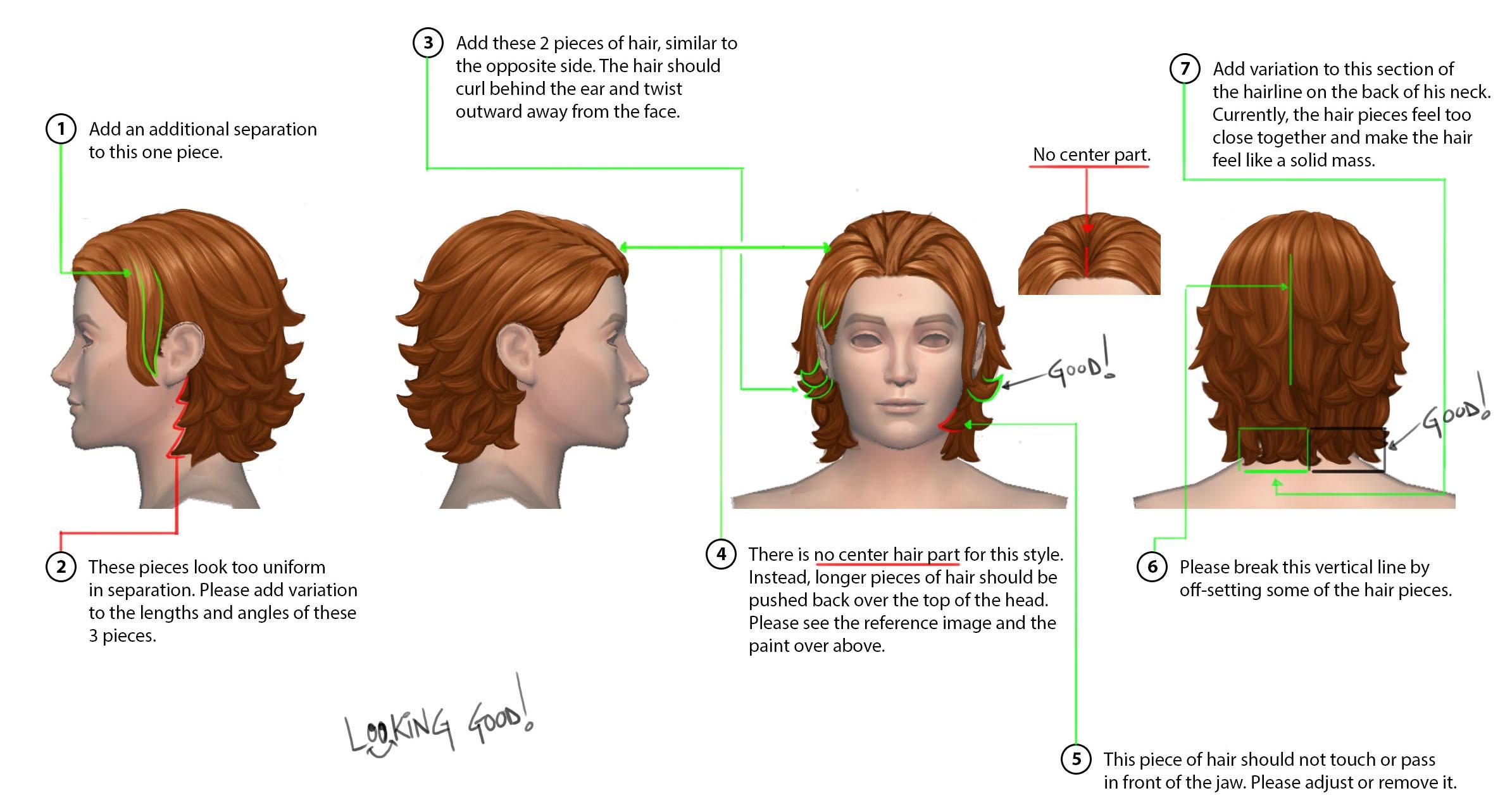 Simgurugraham over de haarstijlen uit de sims 4 wasgoed accessoires sims nieuws - Wasgoed in de badkamer ...