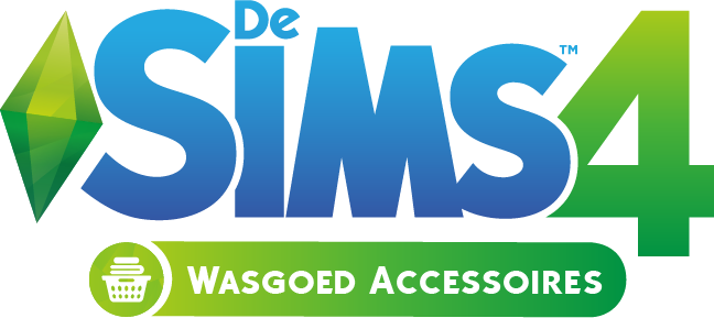 De Sims 4 Wasgoed Accessoires logo