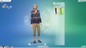 Creëer-een-Sim: Broeken voor mannen