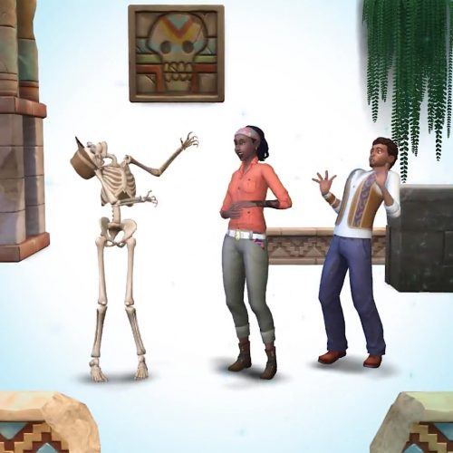 Origin toont eerste details over De Sims 4 Jungle Avonturen