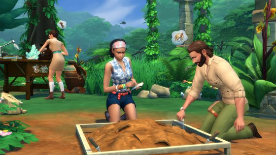 De Sims 4 Jungle Avonturen