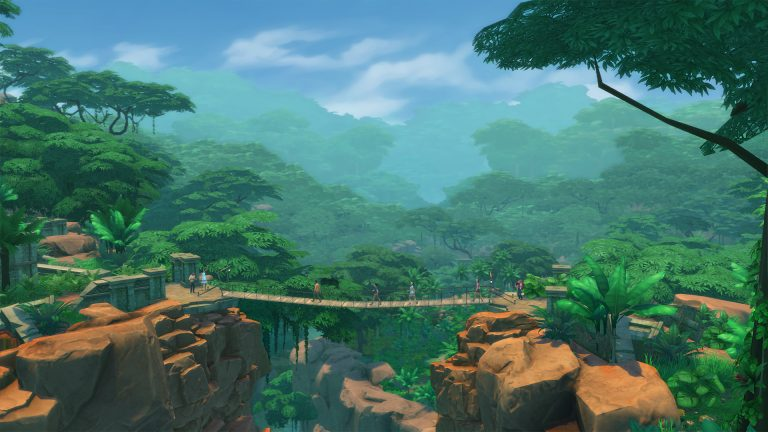 De Sims 4 Jungle Avonturen: Selvadorada