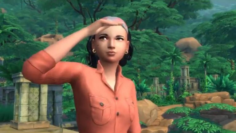 De Sims 4 Jungle Avonturen Teaser