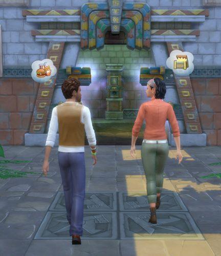 De 'Wat voor een avonturier ben jij?'-quiz van De Sims 4 Jungle Avonturen