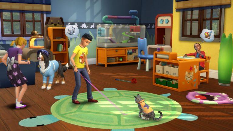 De Sims 4 Mijn Eerste Huisdier Accessoires