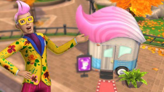 Community blog: Izzy Fabulous uit De Sims Mobile
