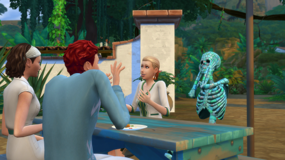 SN Review: De Sims 4 Jungle Avonturen