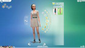 Creëer-een-Sim: outfits voor vrouwen