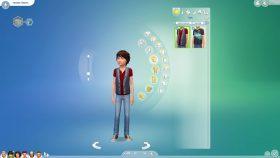 Creëer-een-Sim: tops voor kinderen