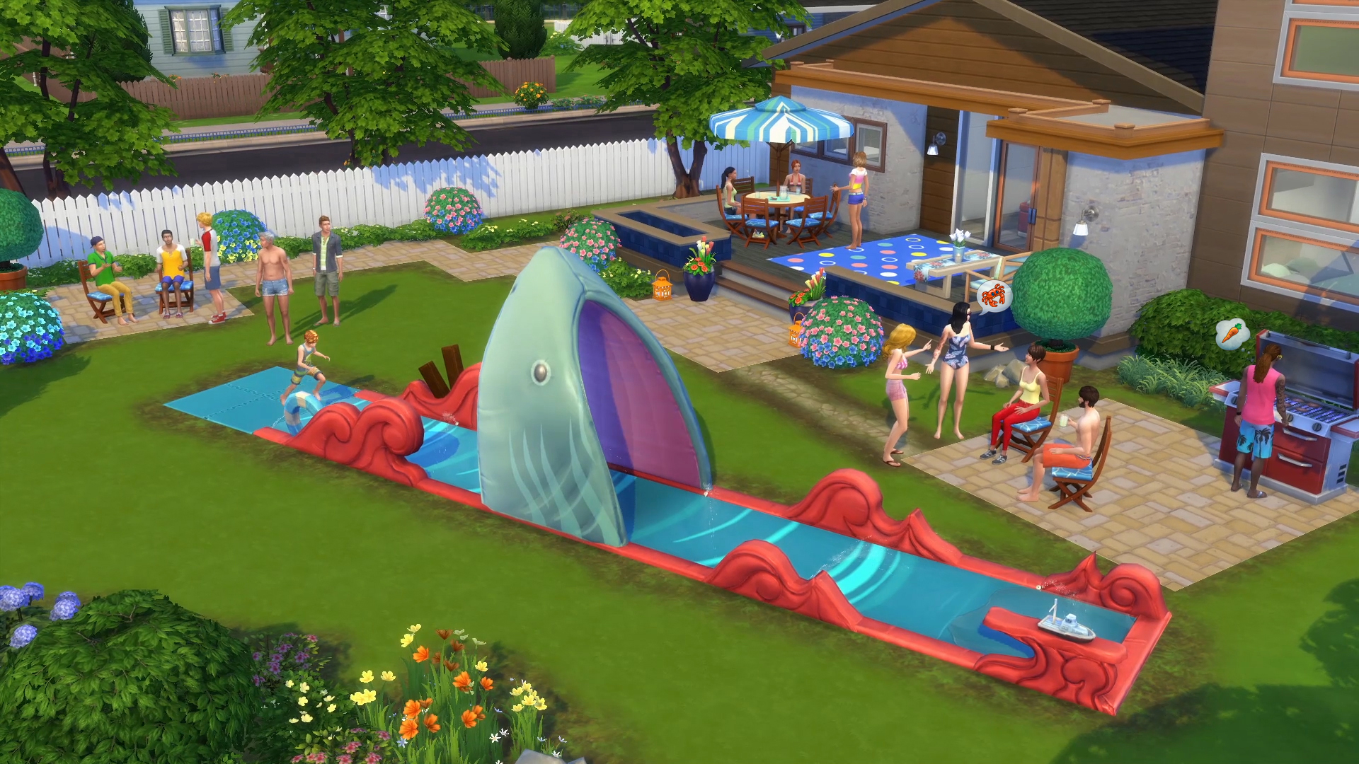 De Sims 4 Achtertuin Accessoires