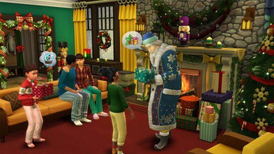 De Sims 4 Jaargetijden vraag en antwoord – Week 2