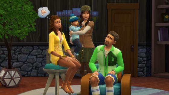 De Sims 4 Jaargetijden