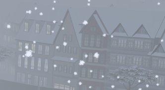 Windenburg in de sneeuw