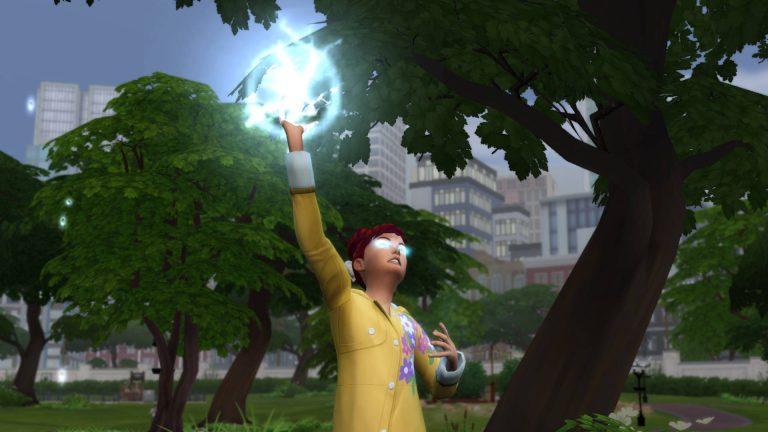 De Sims 4 Jaargetijden: Hyperstroom