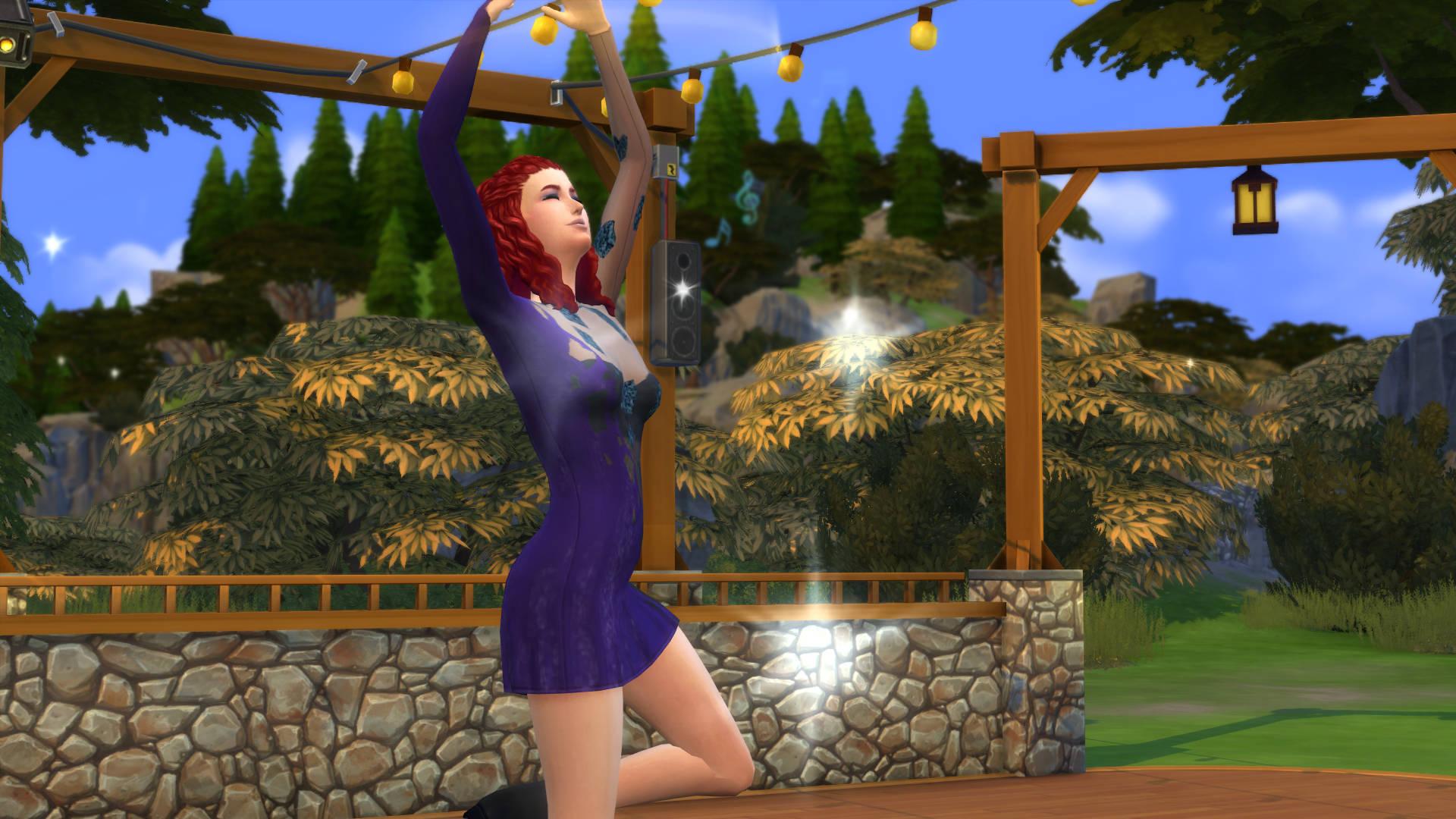 De Sims 4 Jaargetijden: Schaatsen