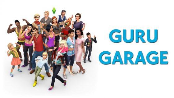Herhaling eerste Guru Garage over De Sims 4 Beleef het Samen