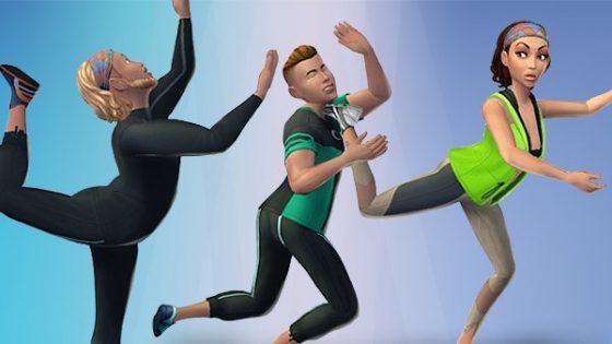 De Sims Mobile dansinstructeur carrière