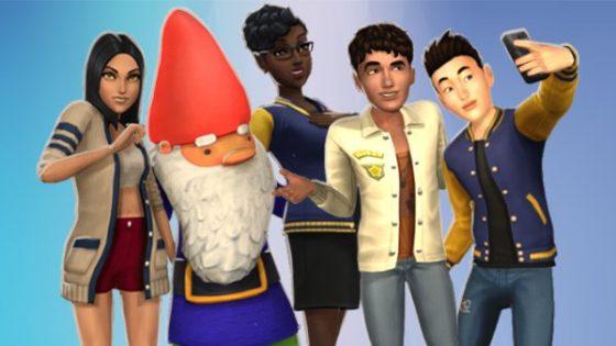 De Sims Mobile: Terug naar school
