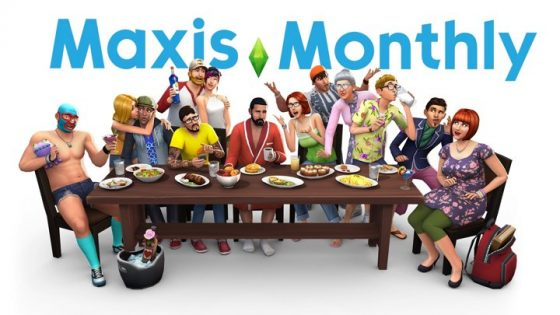 Maxis Monthly op 12 november