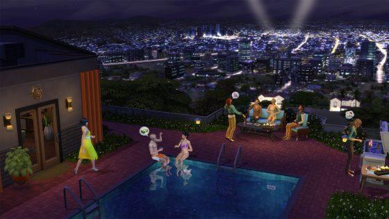 De Sims 4 Word Beroemd komt in februari naar de console