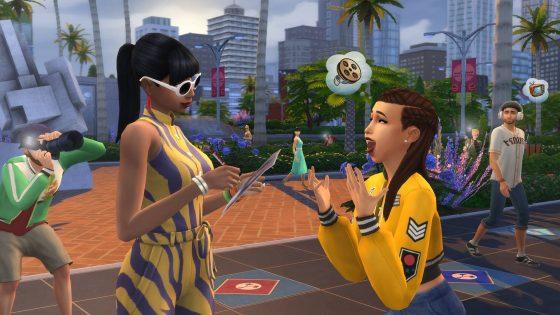 Vanavond tweede Maxis Monthly en De Sims 4 Word Beroemd livestream