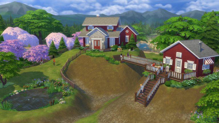 De Sims 4 Console update v1 13 beschikbaar – Sims Nieuws