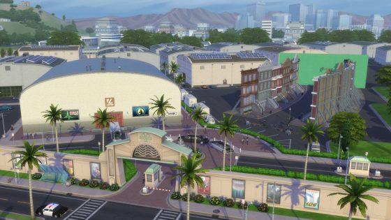 Community blog: De Sims 4 Word Beroemd – Kijkje bij Plumbob Pictures