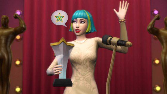 De Sims 4 Word Beroemd vanaf nu verkrijgbaar