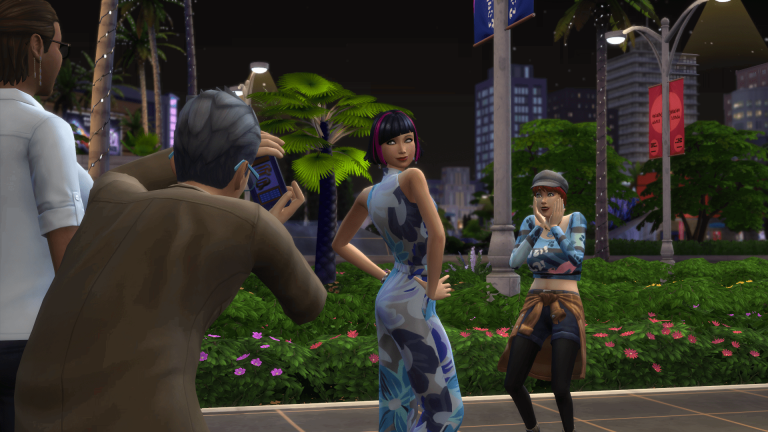SN Review: De Sims 4 Word Beroemd
