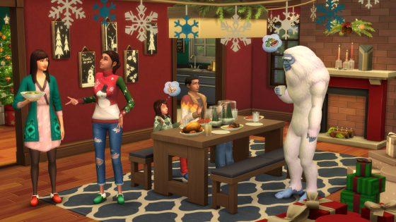 De Sims 4 update 1.48.90 beschikbaar