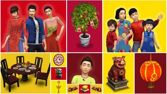 De Sims 4 update 1.49.65 beschikbaar