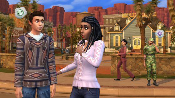 De Sims 4 StrangerVille livestream 25 februari 2019