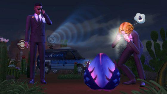 De Sims 4 StrangerVille vanaf nu verkrijgbaar op de console