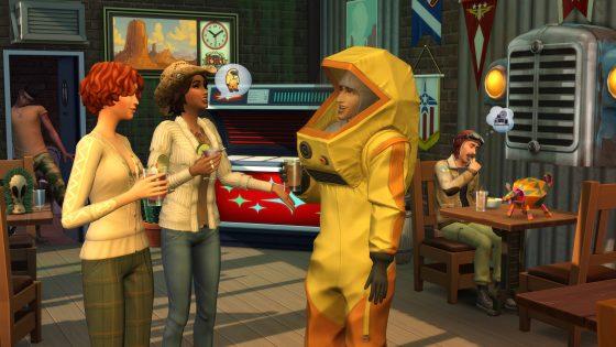 De Sims 4 StrangerVille vanaf nu verkrijgbaar