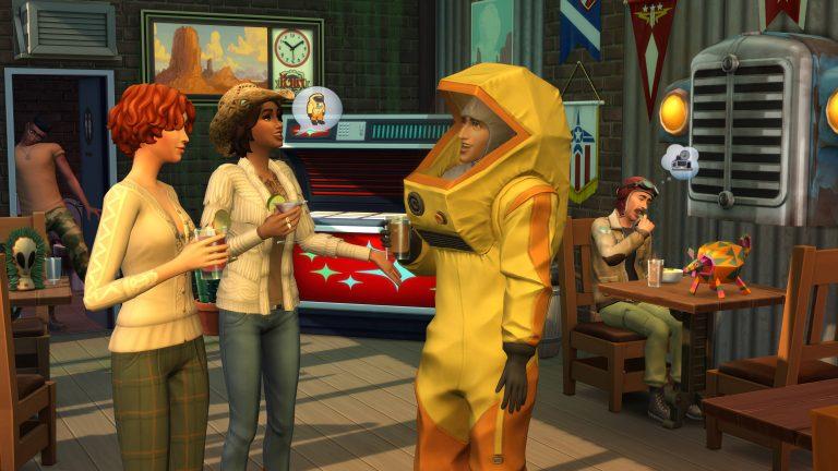 De Sims 4 StrangerVille