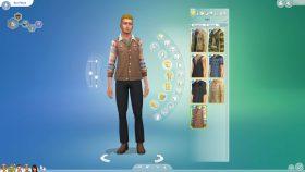 Creëer-een-Sim kleding voor mannen