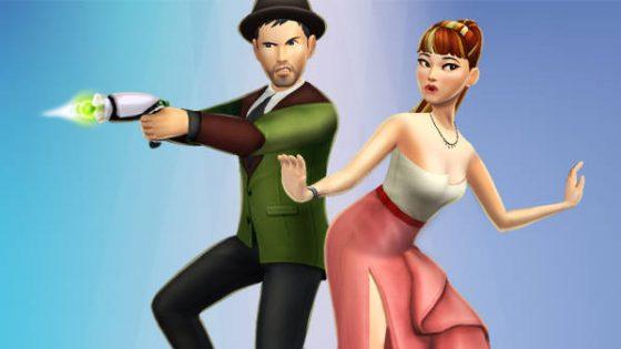 Carrièremissie Geheim Agent begonnen in De Sims Mobile