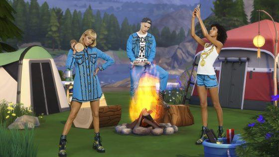 De Sims 4 komt met Moschino accessoirespakket in de zomer