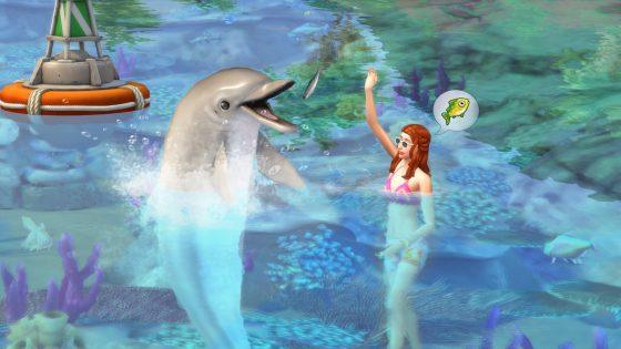De Sims 4 Eiland Leven gameplaytrailer