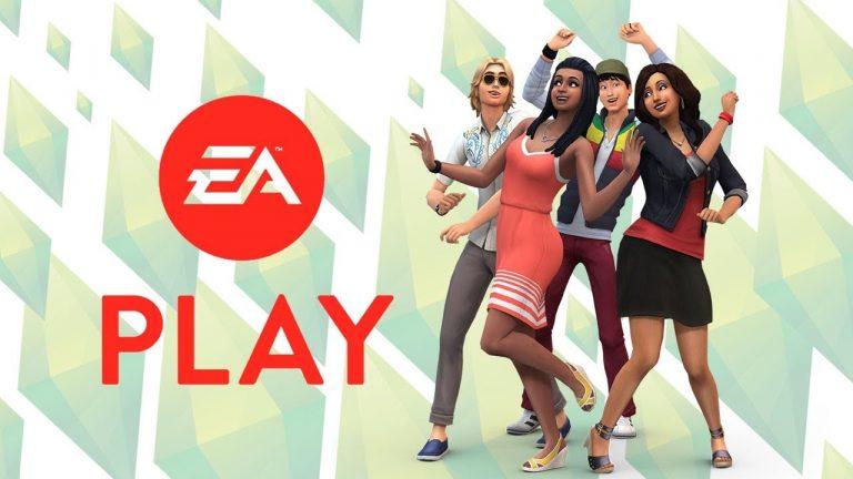 De Sims 4 op EA Play 2019