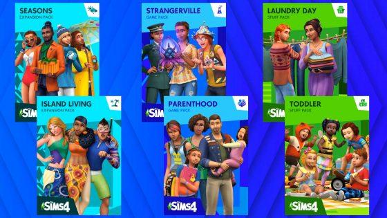 Nieuwe uiterlijk De Sims 4