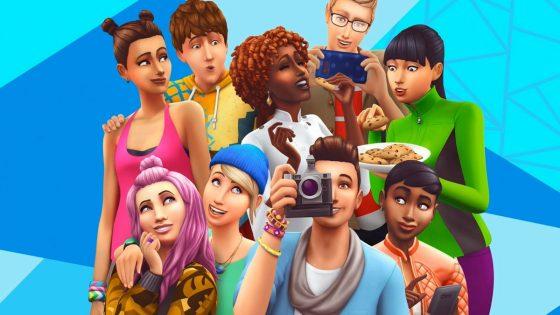 De Sims 4 update 17 november 2020 beschikbaar