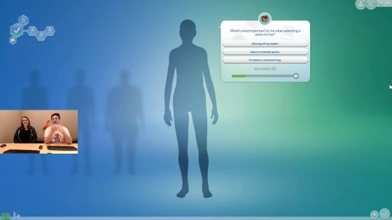 Creëer-een-Sim in De Sims 4 krijgt een verhaalmodus