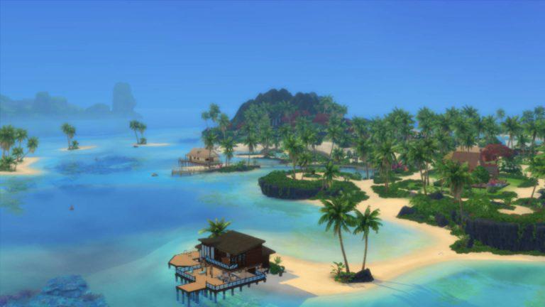 SN Review: De Sims 4 Eiland Leven
